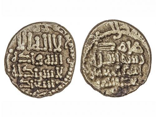 CALIFATO. 1/3 Dinar. ABDERRAHMÁN III. (AL-ANDALUS). 1,17 grs