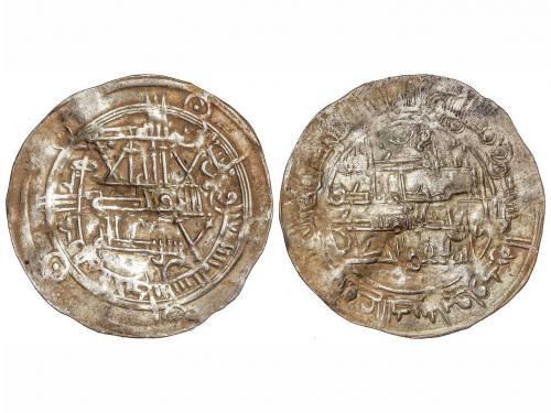 EMIRATO. Dirham. 270H. MUHAMMAD I. AL-ANDALUS. 2,64 grs. AR.