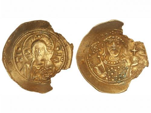 MONEDAS BIZANTINAS. Histamenon Nomisma. MIGUEL VII (1071-107