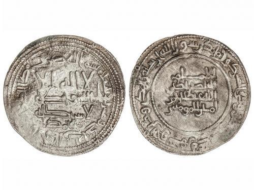 CALIFATO. Dirham. 321H. ABDERRAHMÁN III. AL-ANDALUS. 2,44 gr