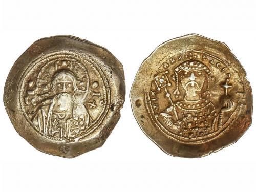 MONEDAS BIZANTINAS. Histamenon Nomisma. (1071-1078 d.C.). MI