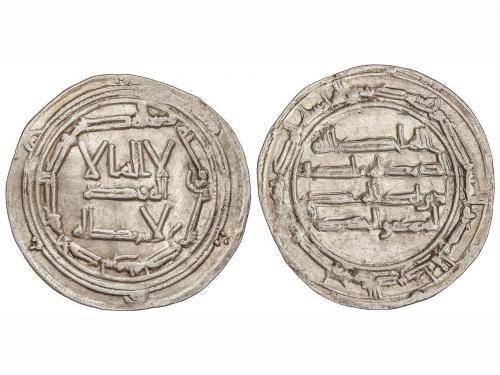 EMIRATO. Dirham. 161 H. ABDERRAHMÁN I. AL-ANDALUS. 2,7 grs.